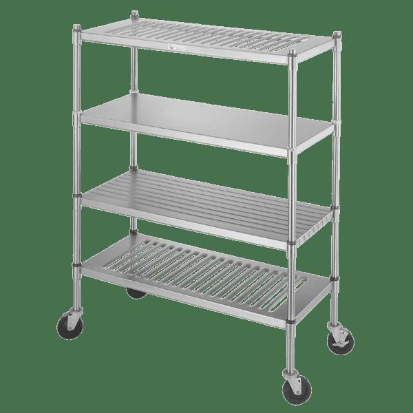 IMC/Teddy BL-3627-4L Budget Line Shelving System