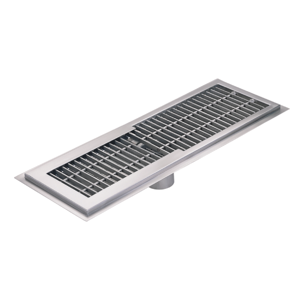 IMC/Teddy SEC-CFT30-32-PFG-ADA SEC-CFT Security Floor Trough