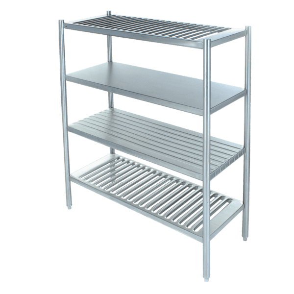 IMC/Teddy SSS-6021-5S Security Shelving System