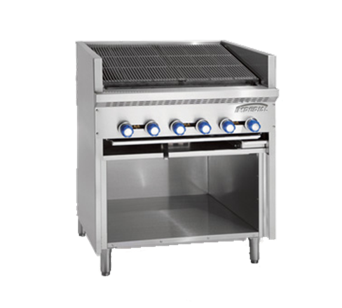Imperial IABRF-48 Steakhouse Charbroiler