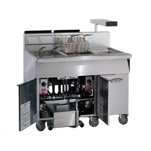 Imperial IFSCB-250C Fryer