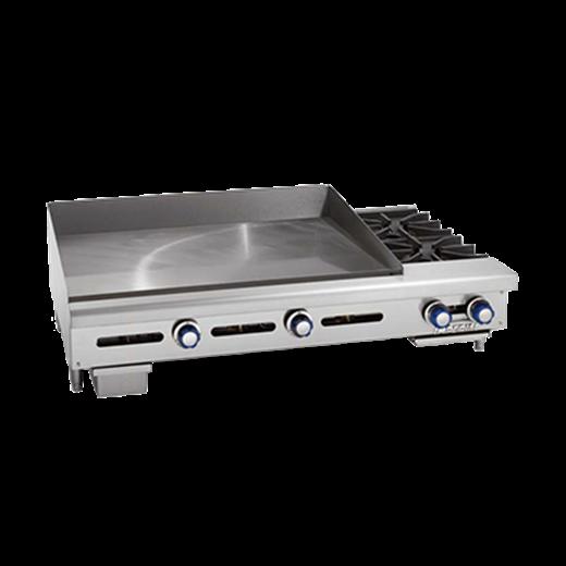 Imperial ITG-48-OB-2 Griddle/Hotplate
