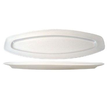 International Tableware BL-2100 Fish Platter