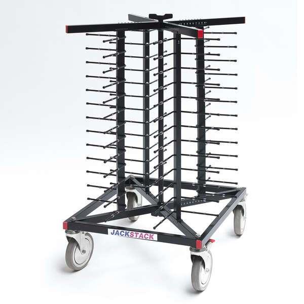 JackStack USA JS052F JACKSTACK® Mobile Plate Rack