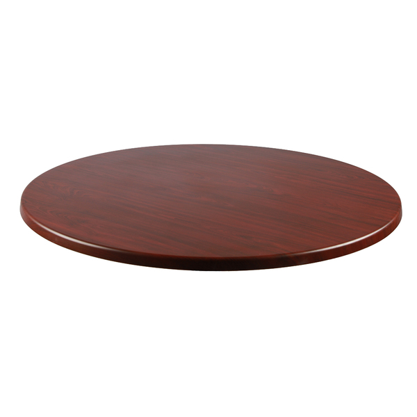 JMC Furniture 24 ROUND ACAJOU Topalit Table Top