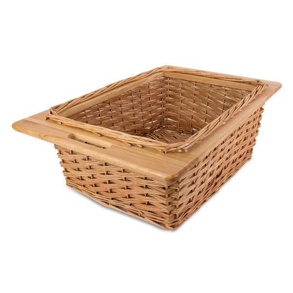 John Boos DWB11156 Wicker Basket Drawer