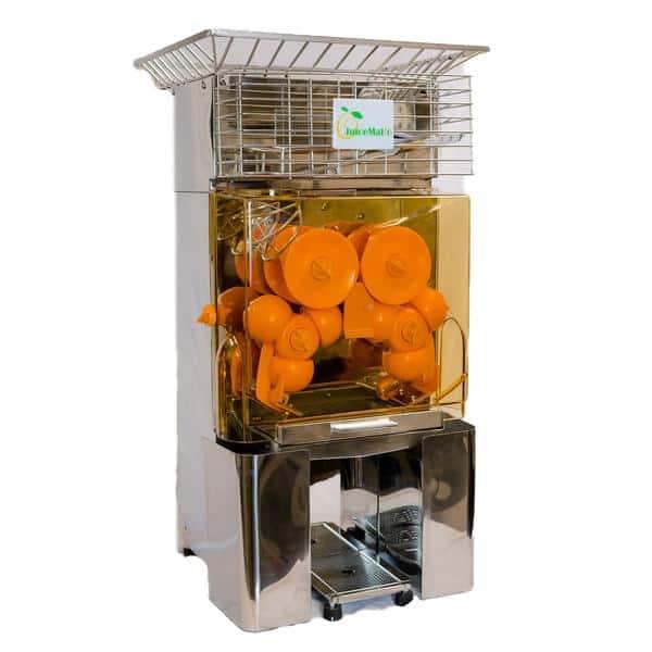 Juicernet by Mulligan Associates JM-20 AUTOMATIC FEED JuiceMatic Autofeed Citrus Juicer