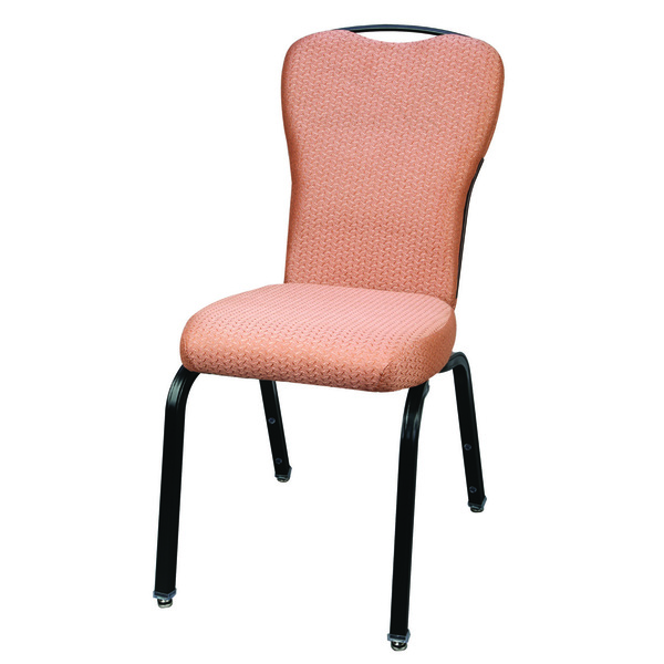 JustChair Manufacturing A82018 GR2 Banquet Collection Elegance Stacking Side Chair