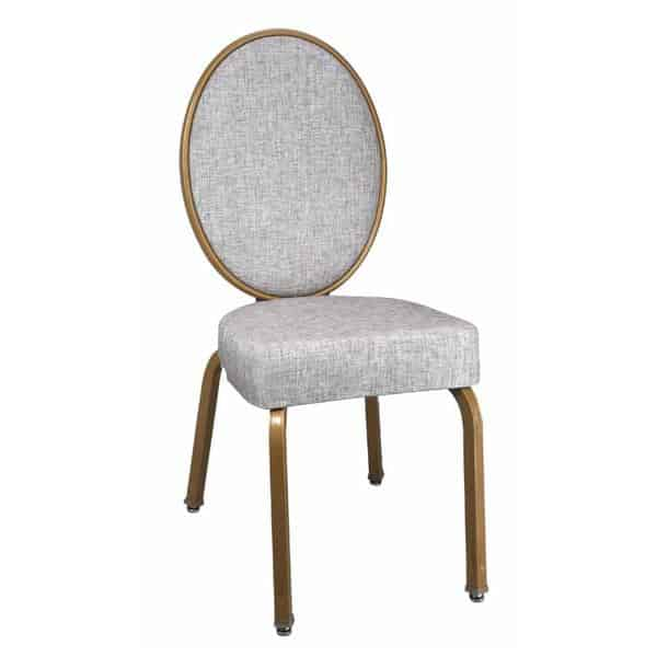JustChair Manufacturing A82318 COM Banquet Collection Elegance Stacking Side Chair