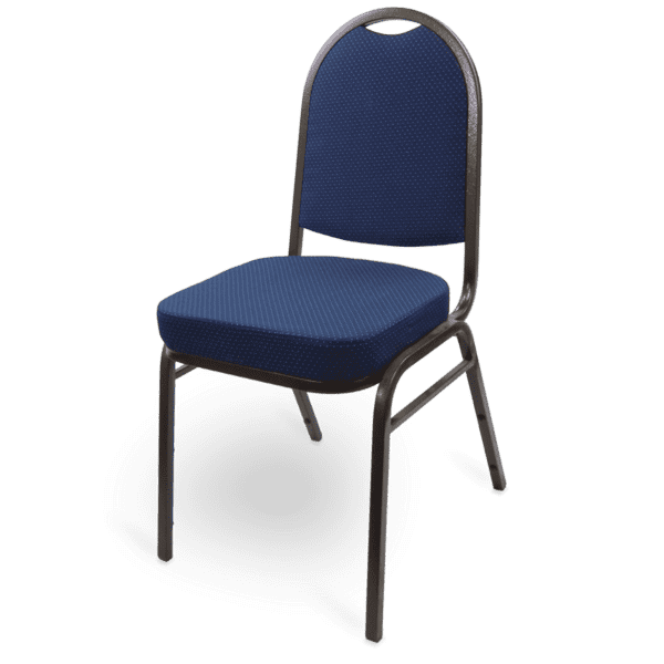JustChair Manufacturing M80118 Banquet Collection Stacking Side Chair