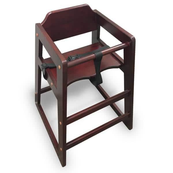 JustChair Manufacturing W001HI-DMAH High Chair