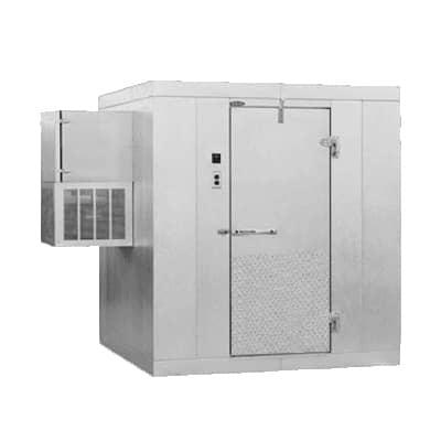 """Nor-Lake KLB610-W  6' x 10' x 6'-7"""" H Kold Locker Indoor Cooler with floor"""