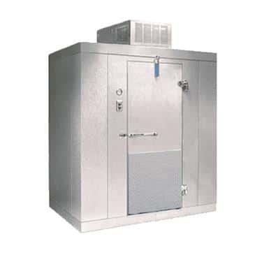 """Nor-Lake KLF367-C 3'-6"""" x 7' x 6'-7"""" H Kold Locker Indoor Freezer with floor"""