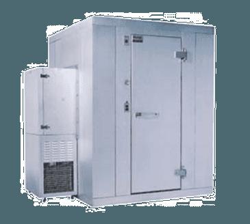 "Kolpak P6-0606-CS-OA Walk-In Cooler 6'-6.25"" H, 5'-10"" W, 5'-10"" L with Era floor"