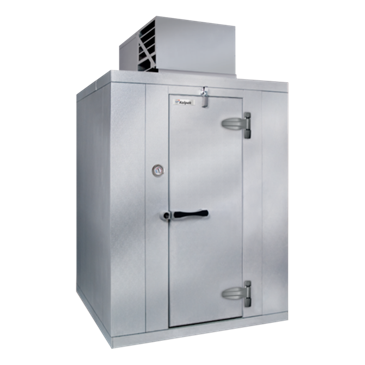 """Kolpak PX7-0606-CT-OA Walk-In Cooler  7'-6.25"""" H, 5'-10"""" W, 5'-10"""" L floorless"""