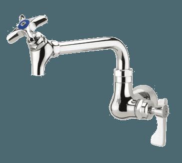 Krowne Metal Metal 16-178L Krowne Royal Series Wall Mount Pot Filler Faucet