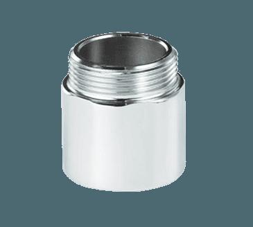 Krowne Metal Metal 21-115L Krowne Top of Riser (Rigid) to swing Adapter