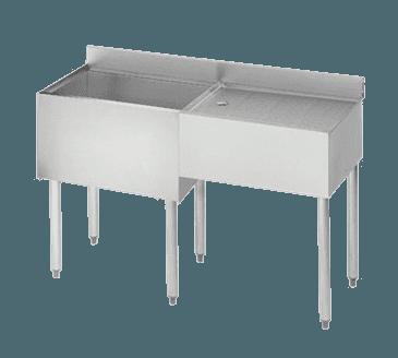 Krowne Metal Metal 21-D48L-7 Standard 2100 Series