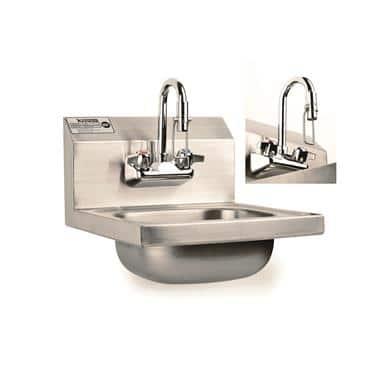 Krowne Metal Metal HS-34 Hand Sink Hand Free
