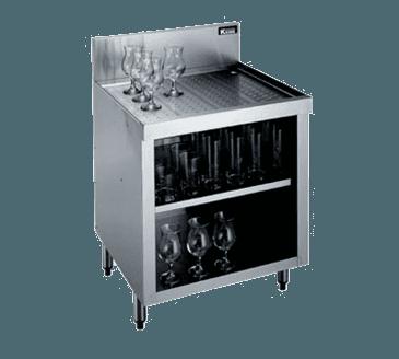 Krowne Metal Metal KR18-S48 Royal 1800 Series Underbar Workboard