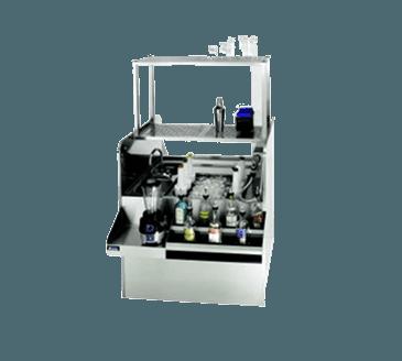 Krowne Metal Metal KRPT-42RP-10 Royal Series Underbar Workstation
