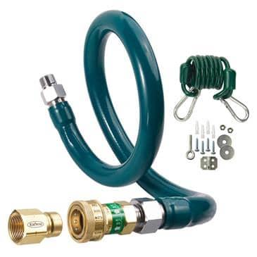 Krowne Metal Metal M10036K2 Royal Series Moveable Gas Connection Kit
