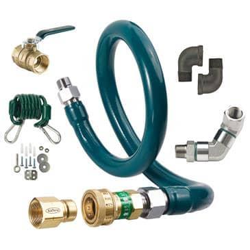 Krowne Metal Metal M5024K9 Royal Series Moveable Gas Connection Kit