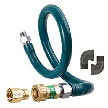 Krowne Metal Metal M5048K4 Royal Series Moveable Gas Connection Kit