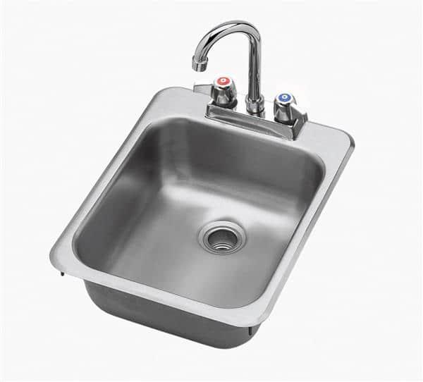 Krowne Metal Metal HS-1317 Drop-In Hand Sink