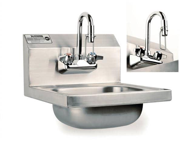 Krowne Metal HS-34 Hand Sink Hand Free