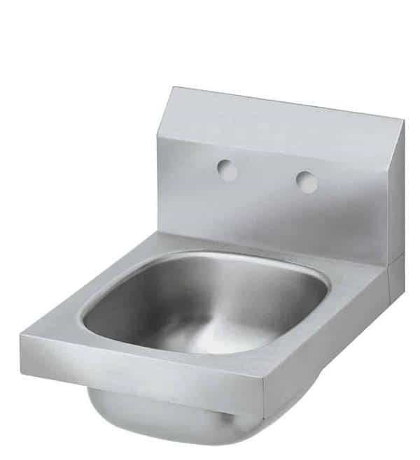 Krowne Metal HS-9-LF Space Saver Hand Sink