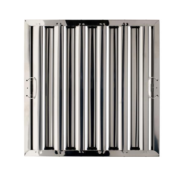 Krowne Metal S1625 Silver Series Baffle Grease Filter