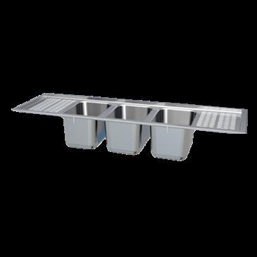 LaCrosse Cooler Cooler DI43CD Drop-In Sink