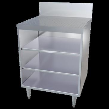LaCrosse Cooler Cooler SK24GR-DB Sinkronization 21 Underbar Glass Rack Storage Unit