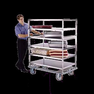 Lakeside Manufacturing Manufacturing 582 Tough Transport Banquet Cart