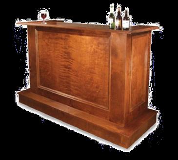 Lakeside Manufacturing Manufacturing 76624 Rivage II Portable Bar