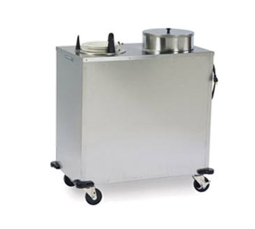 "Lakeside Manufacturing Manufacturing E6207 Express Heat"" Plate Dispenser Cabinet"