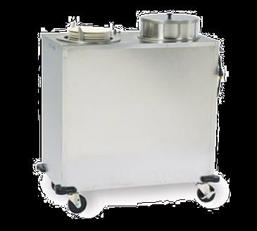 "Lakeside Manufacturing Manufacturing E917 Express Heat"" Plate Dispenser Cabinet"