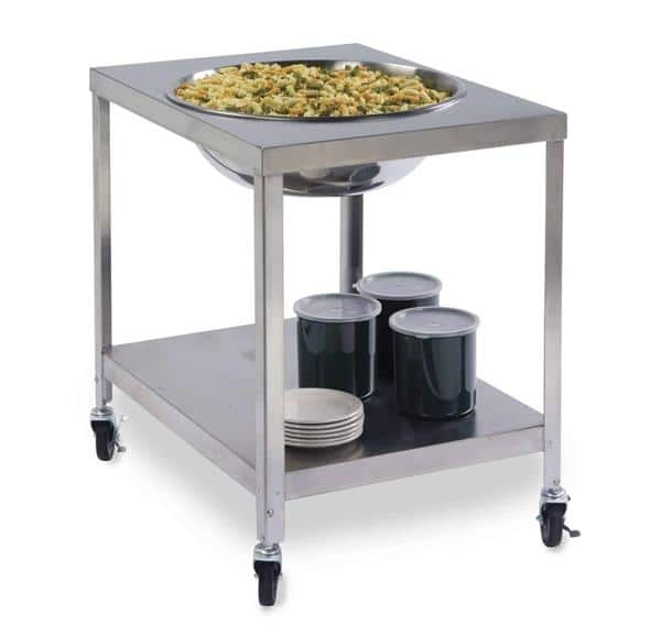 Lakeside Manufacturing 712 Bowl Stand