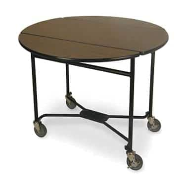 Lakeside Manufacturing 74415 Space-Saver Series Room Service Table