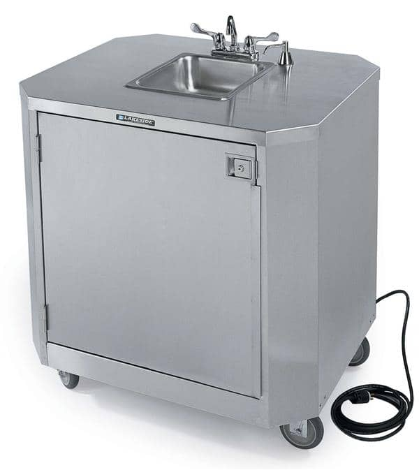 Lakeside Manufacturing Manufacturing 9610 Deluxe Hand Washing Station