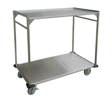 Lakeside Manufacturing Manufacturing PB37 Open Tray Delivery Cart