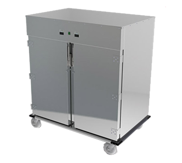 Lakeside Manufacturing Manufacturing PB6760HA Dual Temperature Meal Delivery Cart
