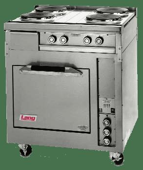Lang Manufacturing R30S-ATE Restaurant Range