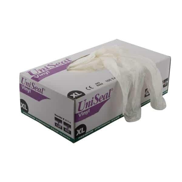 Libertyware VGXLBX Food Handlers Gloves