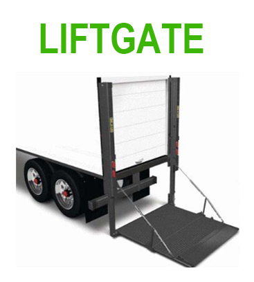 Manitowoc Liftgate Service for Manitowoc (Subject to size restriction)