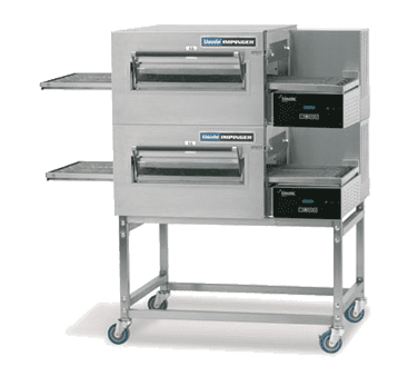 Lincoln Impinger 1180-FB2E Lincoln Impinger II Express Oven Package