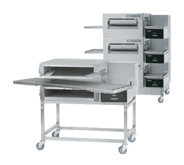 Lincoln Impinger 1180-FB3G Lincoln Impinger II Express Oven Package