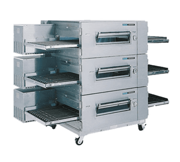 """Lincoln Impinger 1600-FB3G Lincoln Impinger Low Profile"""" Conveyor Pizza Oven"""
