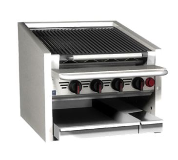 Magikitch'n CM-RMB-648 Radiant Charbroiler